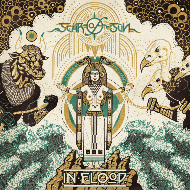"Update for the new album ""In Flood"""