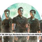 SCAR OF THE SUN Signs Worldwide Record Deal with Napalm Records